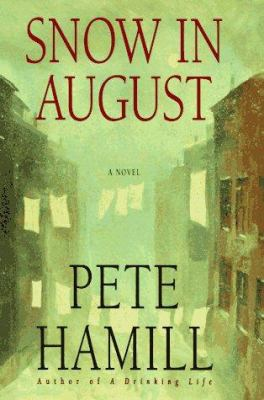 Cover image for Snow in August