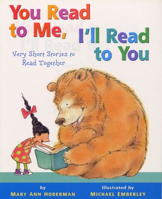 Cover image for You read to me, I'll read to you : very short stories to read together