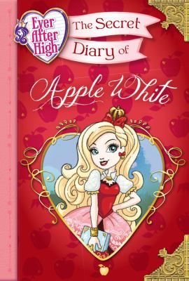 Cover image for The secret diary of Apple White