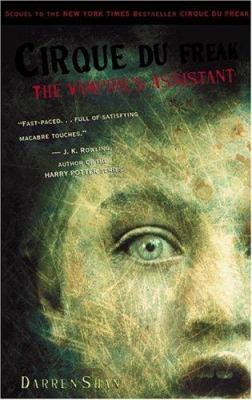 Cover image for The vampire's assistant