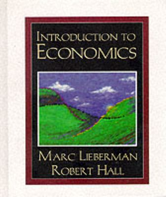 Cover image for Introduction to economics