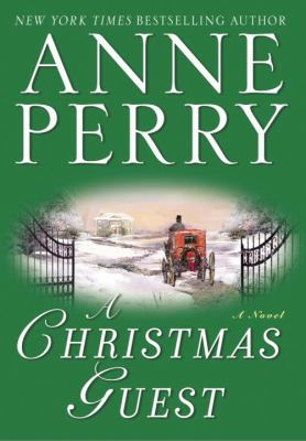 Cover image for A Christmas guest : a novel
