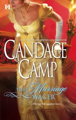Cover image for The marriage wager