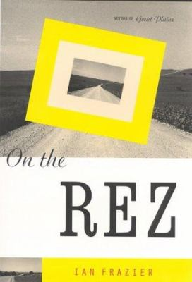 Cover image for On the rez