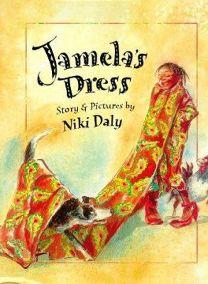 Cover image for Jamela's dress