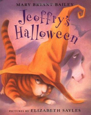 Cover image for Jeoffry's Halloween