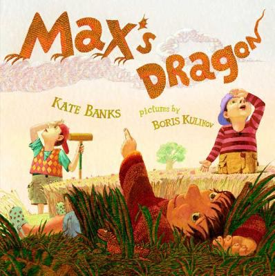 Cover image for Max's dragon