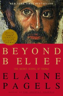 Cover image for Beyond belief : the secret Gospel of Thomas
