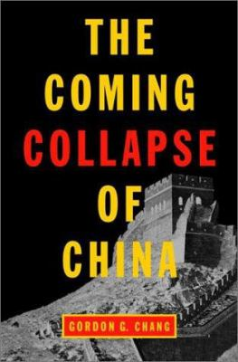 Cover image for The coming collapse of China