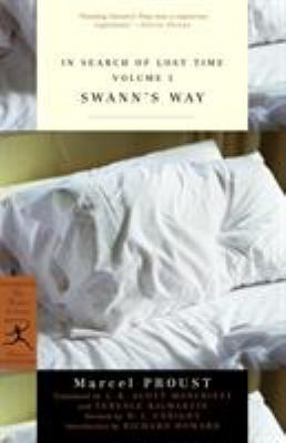 Cover image for Swann's way