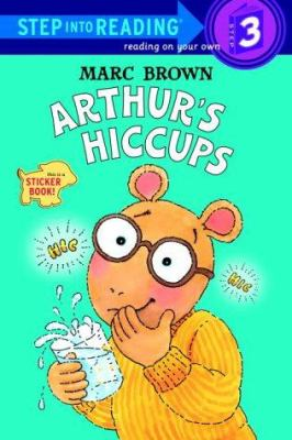 Cover image for Arthur's hiccups
