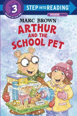 Cover image for Arthur and the school pet