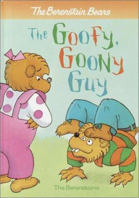 Cover image for The goofy, goony guy