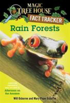 Cover image for Rain forests : a nonfiction companion to Afternoon on the Amazon