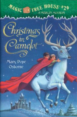 Cover image for Christmas in Camelot