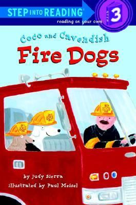 Cover image for Coco and Cavendish : fire dogs
