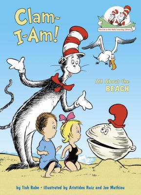 Cover image for Clam I am! : all about the beach