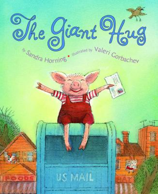 Cover image for The giant hug