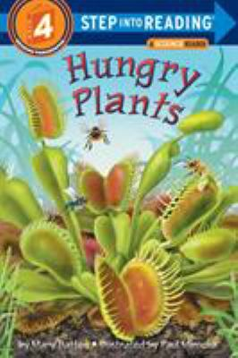 Cover image for Hungry plants
