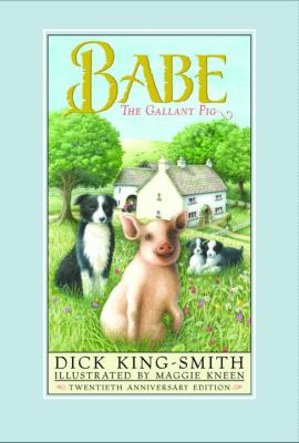 Cover image for Babe : the gallant pig