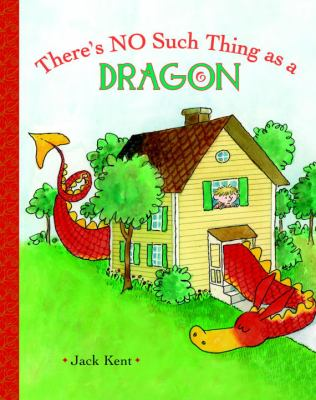 Cover image for There's no such thing as a dragon