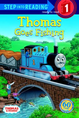 Cover image for Thomas goes fishing