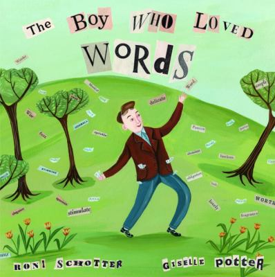 Cover image for The boy who loved words