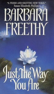 Cover image for Just the way you are