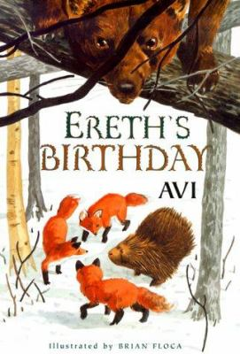 Cover image for Ereth's birthday