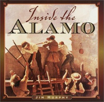 Cover image for Inside the Alamo