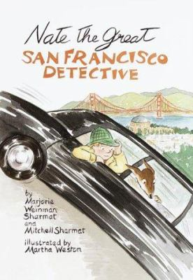 Cover image for Nate the Great, San Francisco detective
