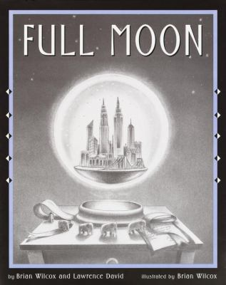 Cover image for Full moon