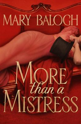 Cover image for More than a mistress