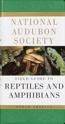 Cover image for The Audubon Society field guide to North American reptiles and amphibians