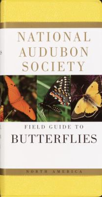 Cover image for The Audubon Society field guide to North American butterflies