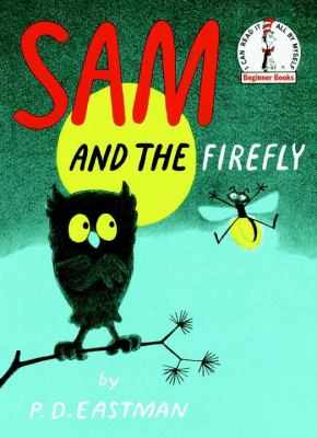 Cover image for Sam and the firefly