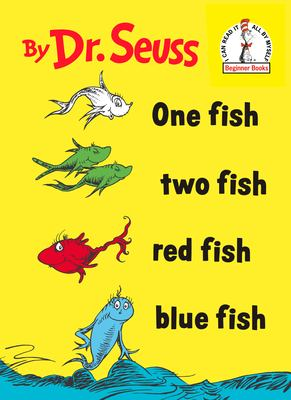 Cover image for One fish, two fish, red fish, blue fish