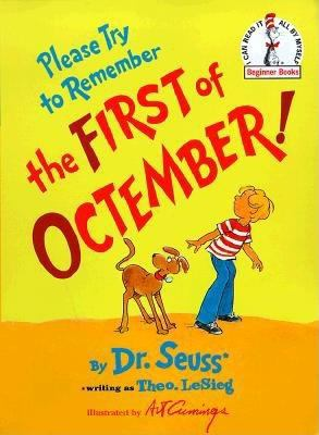 Cover image for Please try to remember the first of Octember!