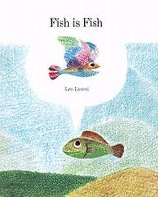Cover image for Fish is fish