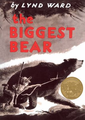Cover image for The biggest bear