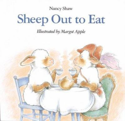 Cover image for Sheep out to eat
