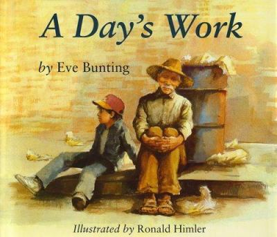 Cover image for A day's work