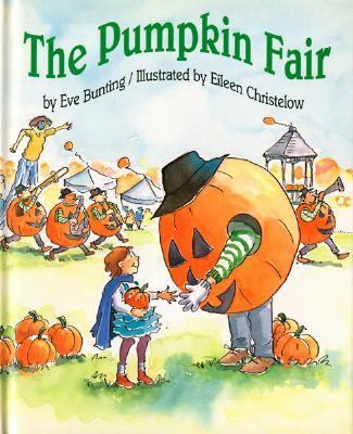Cover image for The pumpkin fair