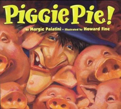 Cover image for Piggie pie