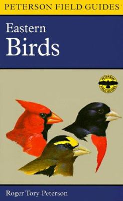 Cover image for A field guide to the birds : a completely new guide to all the birds of eastern and central North America