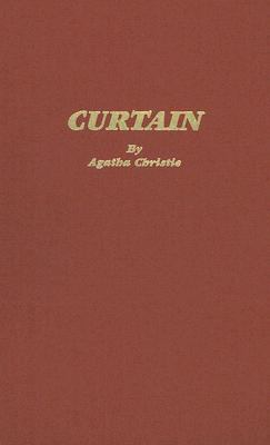 Cover image for Curtain
