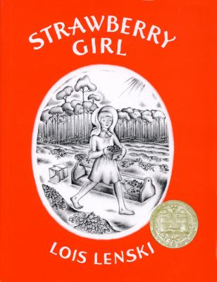 Cover image for Strawberry girl