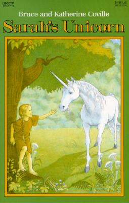 Cover image for Sarah's unicorn