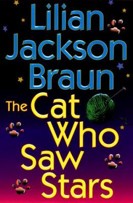 Cover image for The cat who saw stars