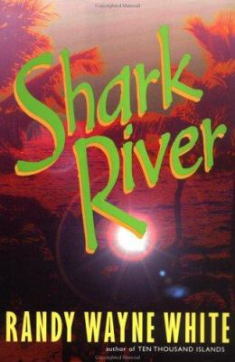 Cover image for Shark river